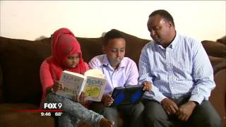Muslim boy from Minnesota has message for Ben Carson