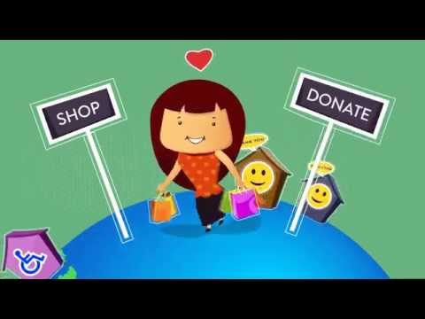 Shopnate free online fundraising for charities