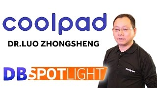 Vice President of Coolpad - Dr.Luo Zhongsheng   Exclusive Interview