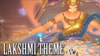 FFXIV OST Lakshmi's Theme ( Beauty's Wicked Wiles ) +Lyrics