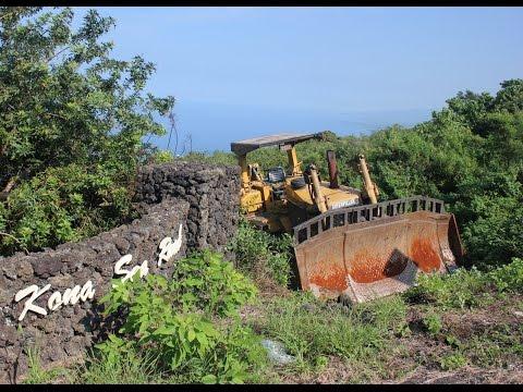 Hawaii Bulldoze Part 1