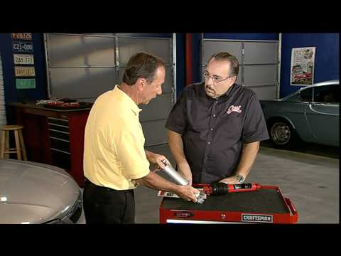 KYB explains how to test shocks and struts