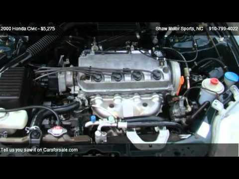 Honda Civic DX @ Shaw Motor Sports
