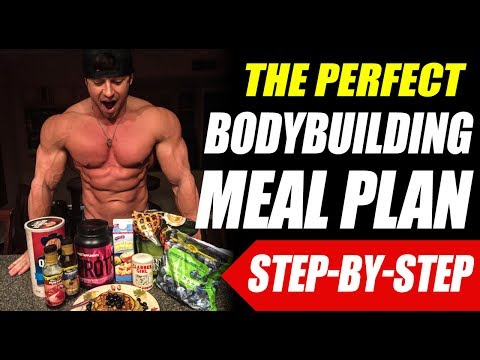 Bodybuilding Meal Plan Step-By-Step (How to structure your macros)