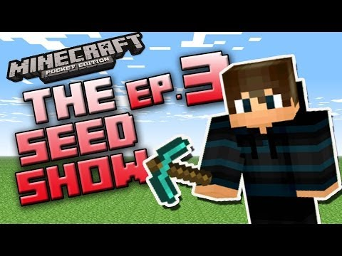 Nyan 0.9.0 minecraft pocket edition. Seed show #3