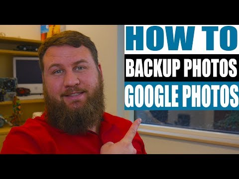 How to Back Up your Photos to Google Photos INSTANTLY