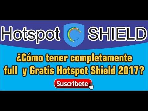 Como Instalar hotspot shield elite full 2017 [Proxy, VPN] (evadir sitios web)