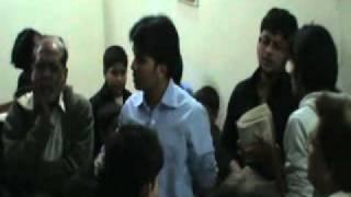 Zulfiqar e haidey - Han Azadar e Hussaini yeh chalan zinda rahay