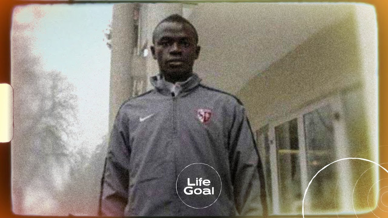 If life's challenges make you want to give up, listen to Sadio Mané's story | Life Goal
