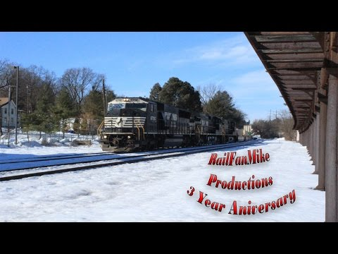 3 Years of RailFanMike Productions: Top Ten Best Catches 2013-2016