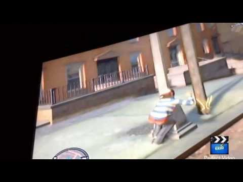 PreX Mac - Motor cycle tricks - Gta 4