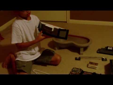 HOW TO MAKE TECH DECK SKATE PARK