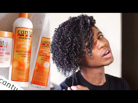 UMMM? Is CANTU CANCELLED for 2018!!? CANTU NATURAL HAIR ROUTINE