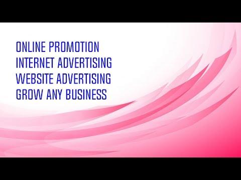 Online Advertisement , Online Promotion,  Internet Advertising , Website Advertising