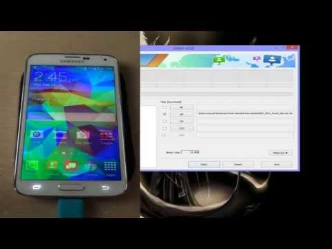 How to Root the Samsung Galaxy S5 (All Versions) (No Data Loss)
