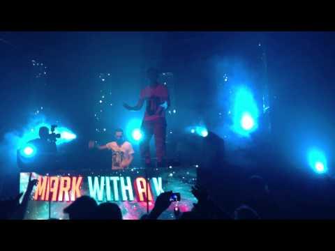Mark with a K ft. MC Chucky - Music is my Alibi @ Lollipop Beach Festival