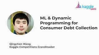 ML for Consumer Debt Collection | by Qingchen Wang | Kaggle Days Warsaw