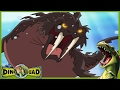 Dino Squad 118 Fire And Ice HD Full Episode Dinosaur Cartoon