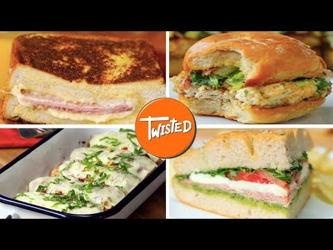 7 Delicious Sandwich Recipes For Lunch | Twisted