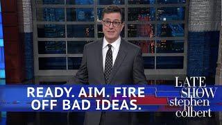 Trump Wants More Guns In Schools