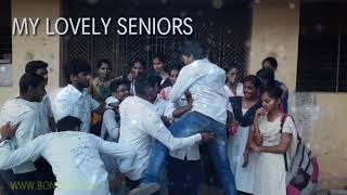 Download #College Life my lovely seniors HAPPIEST moments.😍😍😍😍 Video