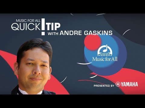 Quick Tip with Andre Gaskins