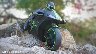 High Speed RC Bike - TEST