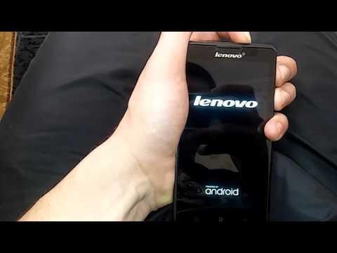 Hard reset lenovo p780 system always restart
