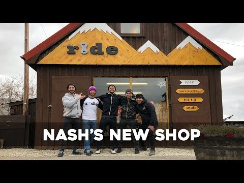 Opening Nash's New Shop (Drop And Roll Show) #93