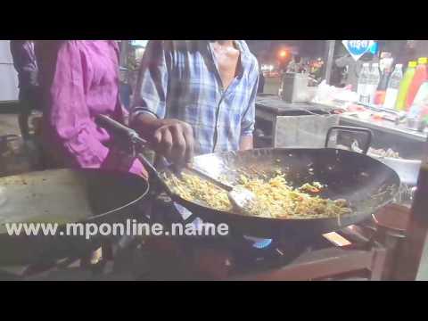 chinese hakka noodles garha bazar street food