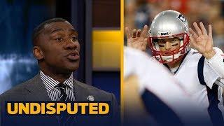Tom Brady misses practice before Week 6, should the Patriots be worried? | UNDISPUTED