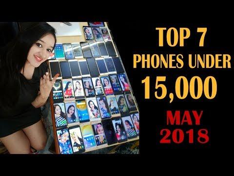 TOP 7 PHONES UNDER 15000