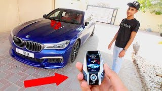 THIS KEY CONTROLS THE MOST EXPENSIVE BMW IN THE WORLD !!!