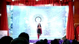 Rashmirathi recitation by Pragya @ BIT Mesra Alumni Meet 2013