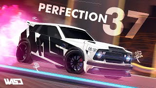ROCKET LEAGUE PERFECTION 37 | MOST SATISFYING GOALS, FREESTYLE, IMPOSSIBLE SHOTS MONTAGE
