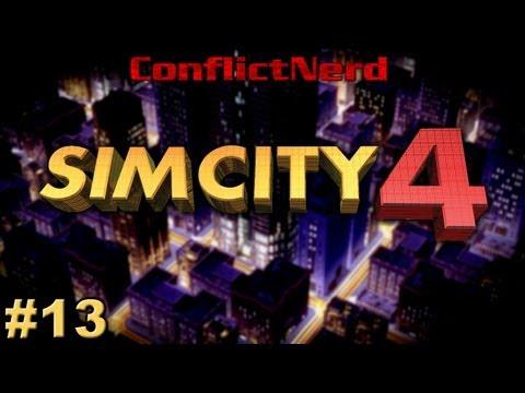 Sim City 4 - Part #13: Getting Hi Tech!