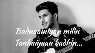 Badnamiyaan Full song lyrics Hate story 4 Armaan Malik Baman Rashmi Virag  