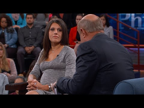 """""""If My Pregnant, Drug Addict Daughter Doesn't Come to See Dr. Phil, I'm Done with Her"""""""