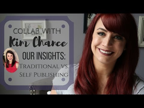 Collab with Kim Chance | Our Insights | Traditional vs. Self Publishing