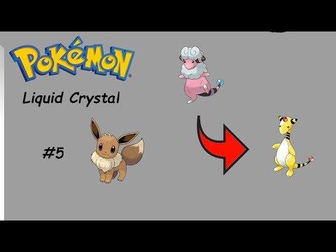 Pokémon Liquid Crystal - #5 Flaaffy Evoluciona Y conseguimos un EEVEE