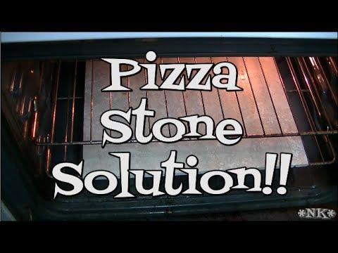 Pizza Stone Solution!  Noreen's Kitchen