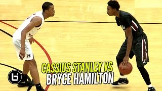 Cassius Stanley vs Bryce Hamilton For CHAMPIONSHIP! But SUPER-FAN Steals The Show! FULL Highlights!