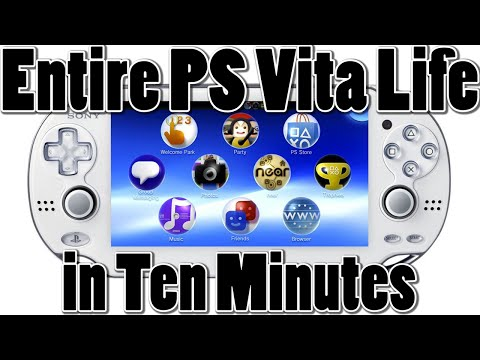 Entire PS Vita History in 10 Minutes- PS Vita for Beginners Documentary