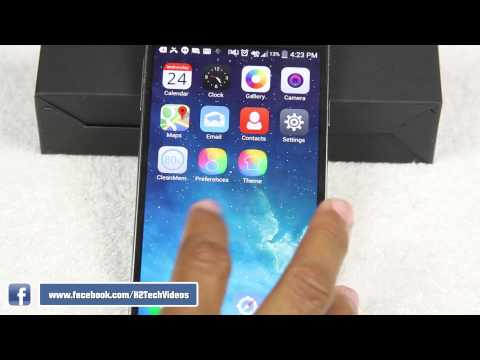How to Turn an Android Phone into an iPhone 6 | H2TechVideos