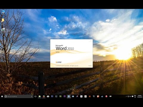 How to Get Microsoft Word for Free!!