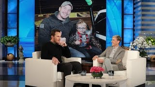 Download Chris Pratt and His Son Get VIP Access at Disney, Universal, and Legoland Theme Parks Video
