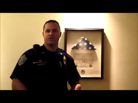 Blue Ash Police Halloween Safety Video