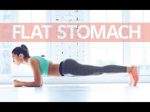 Plank Challenge Workout | FLAT STOMACH | Sculpted Arms