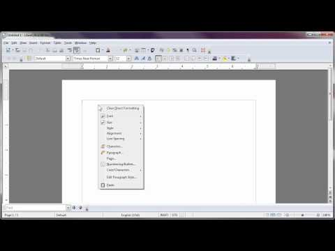 How To Save Web Images In LibreOffice Writer