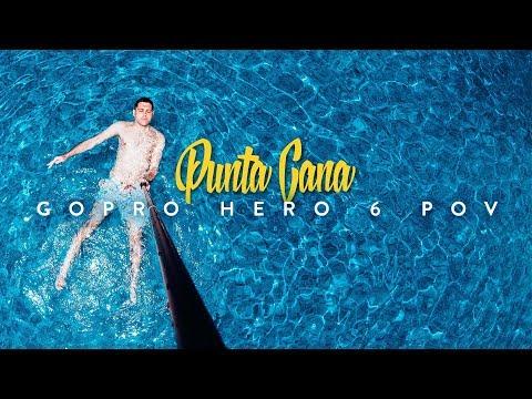 Memories Splash Teaser on GoPro Hero 6 POV // PUNTA CANA